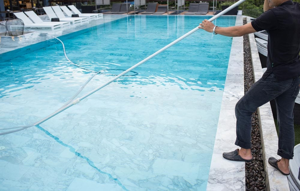How take care of your Swimming Pool - Ibiza Property Guide